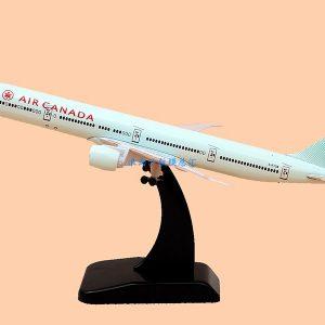 Mô hình máy bay Canada airlines B777 20cm-0